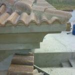 Cornicione sotto tetto
