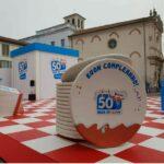 Evento 50 anni Kinder per Polyfantasy