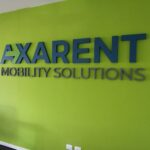 Logo AXARENT